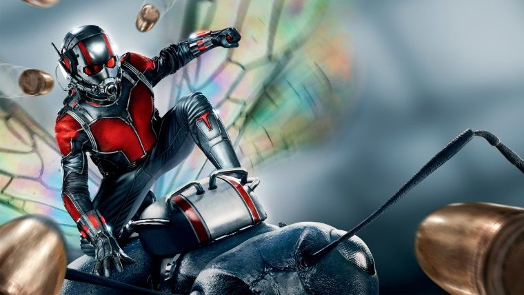 Ant-Man and the Wasp'dan beklenen yeni fragman yayınlandı!