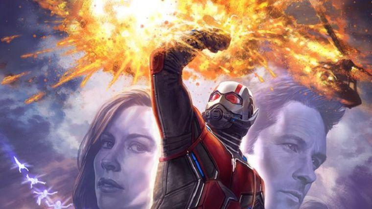 Ant-Man and the Wasp filminin ilk posteri yayınlandı