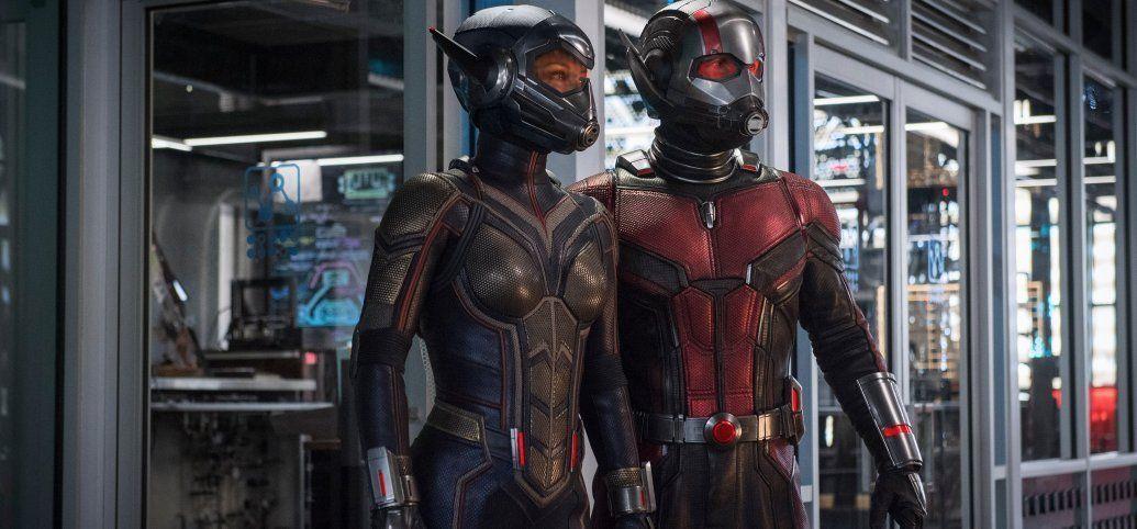 Ant-Man ve Wasp aksiyona hazır görünüyor