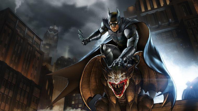 Batman: The Enemy Within için çıkış videosu yayınlandı