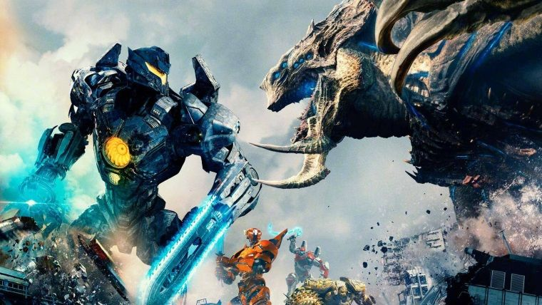 Pacific Rim: Uprising'in IMAX fragmanı aksiyona doyuruyor