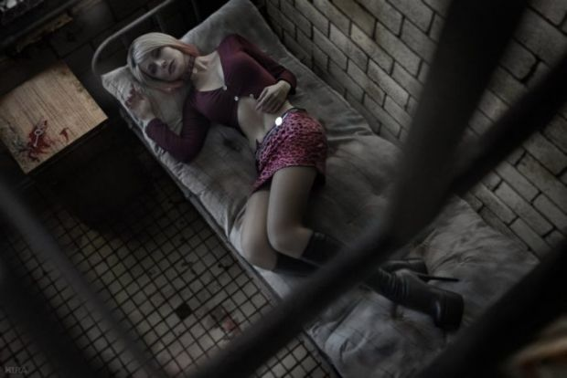 Silent Hill 2'den harika bir cosplay çalışması