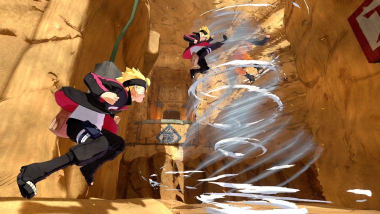 Naruto to Boruto: Shinobi Striker için yeni video yayınlandı