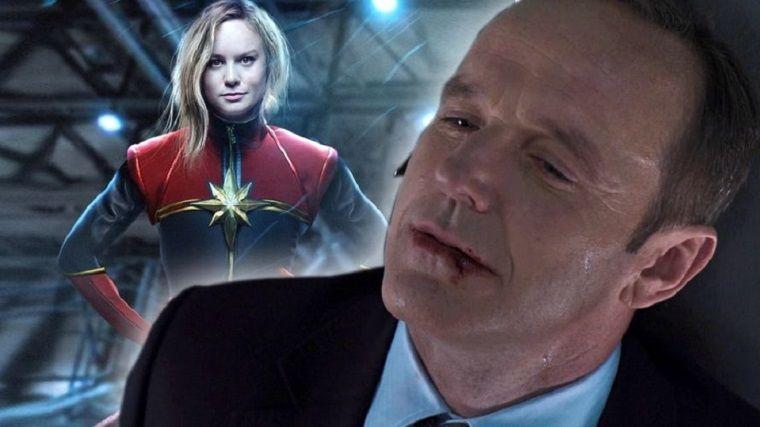 Ajan Coulson'ın Captain Marvel filminde yer alacağı açıklandı