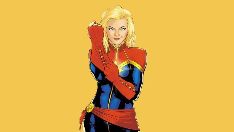 Captain Marvel'ın çekimleri Los Angeles'ta resmi olarak başladı