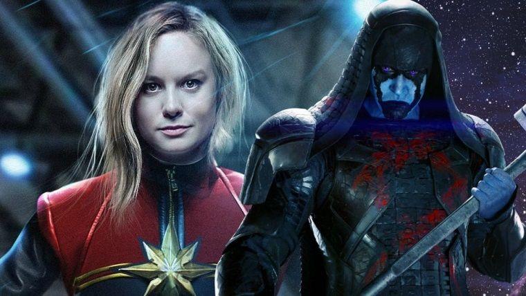 Captain Marvel filminin ilk fragmanı geliyor!
