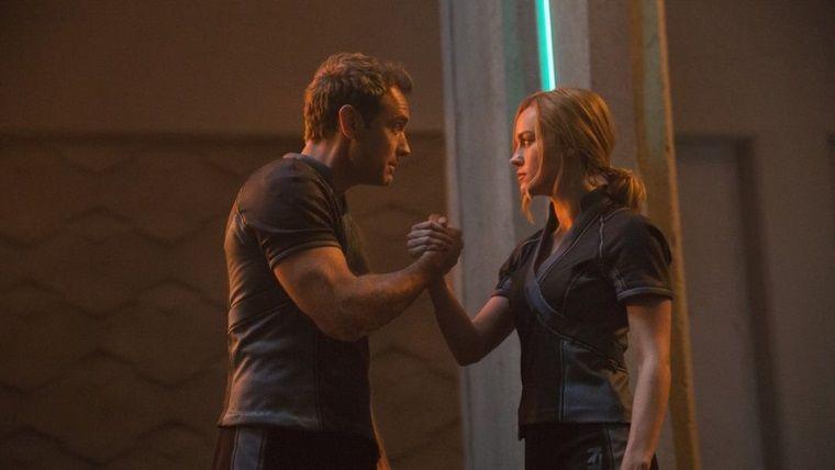 Captain Marvel filminden yeni bir fragman daha yayınlandı