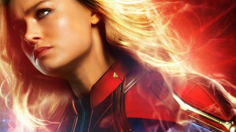 Captain Marvel için TV reklamları gelmeye devam ediyor!