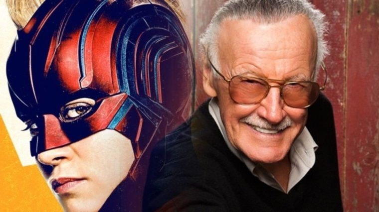 Captain Marvel'da izleyenleri duygulandıran Stan Lee sahnesi var