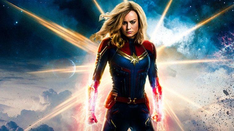Captain Marvel için yeni bir TV fragmanı daha yayınlandı