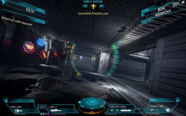 Descent: Underground'un demo versiyonu yayınlandı