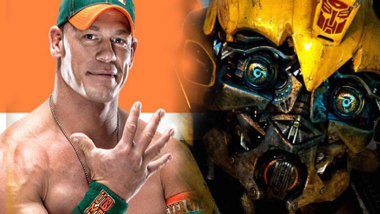 Bumblebee filmine John Cena da katıldı