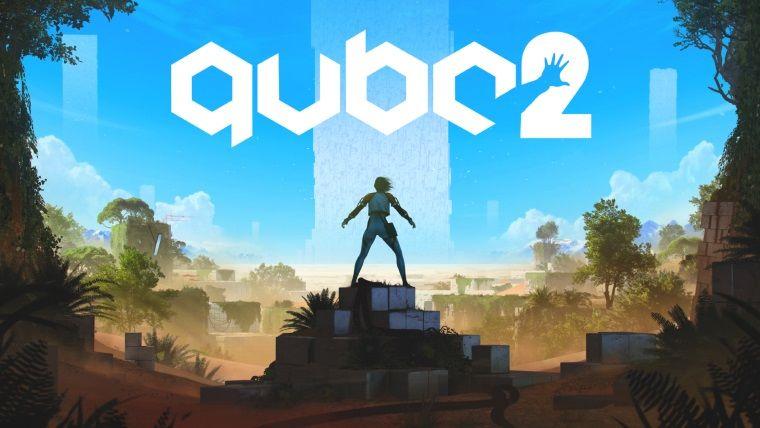 Puzzle oyunu Q.U.B.E. 2'den ilk oynanış videosu