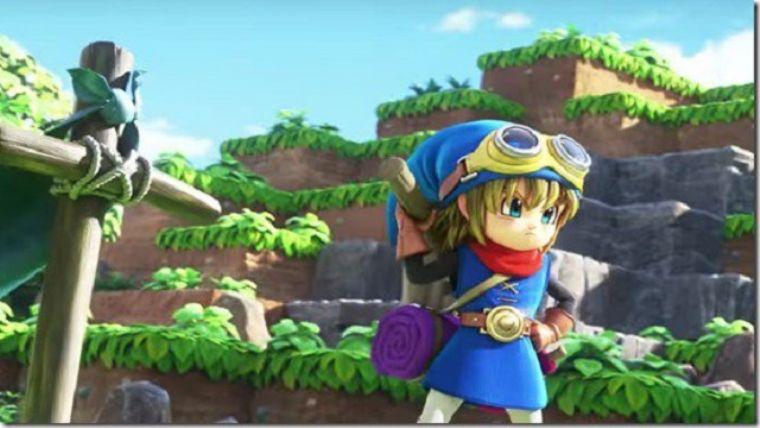 Dragon Quest Builders 2 duyuruldu