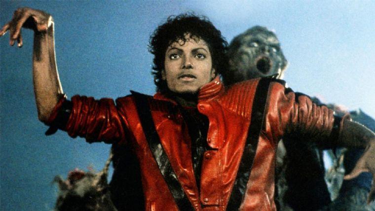 Thriller'ın 3B prömiyeri yakında