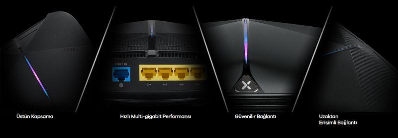 Zyxel Armor G1 oyuncular için WiFi performansına odaklanıyor
