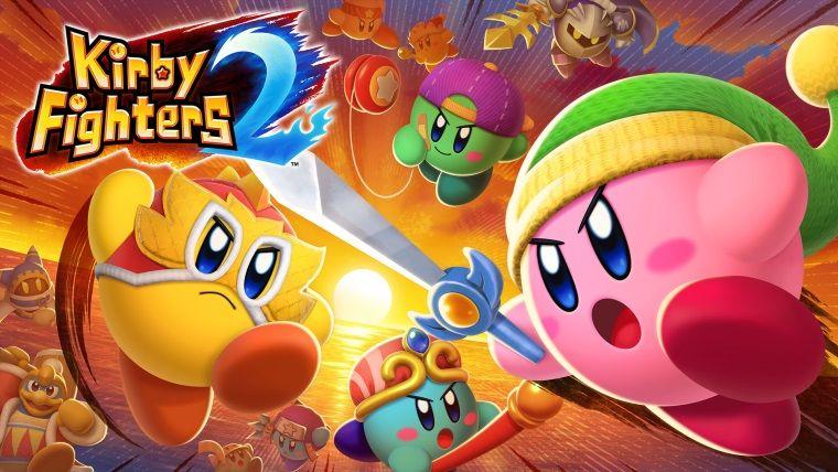 Kirby Fighters 2, Nintendo Switch için çıktı