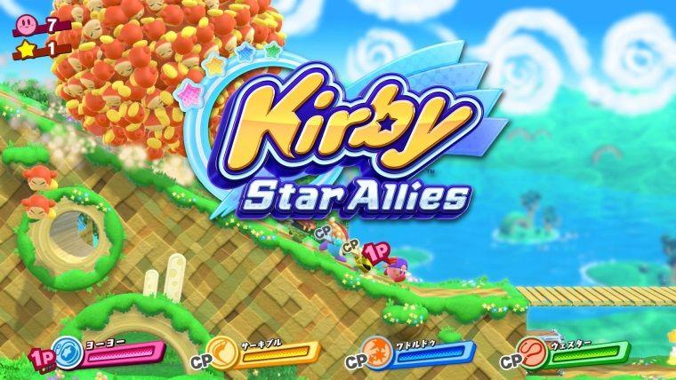 Kirby Star Allies adına kooperatif oynanış videosu yayınlandı
