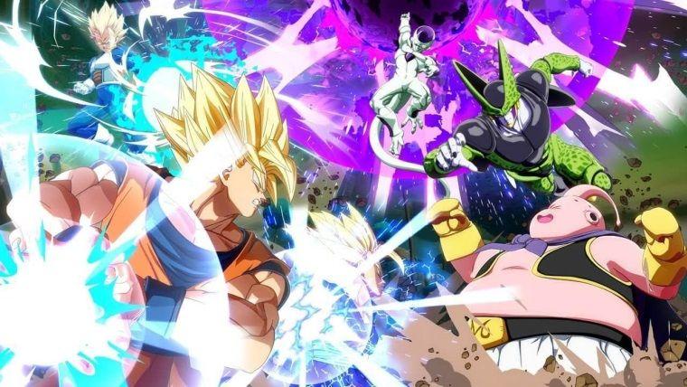 Dragon Ball FighterZ'de anime serisinin klasik müzikleri olacak
