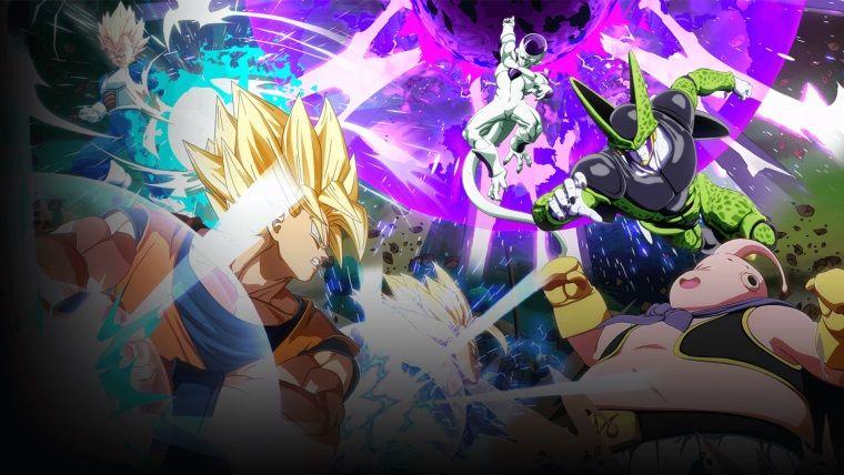 Dragon Ball FighterZ'de yer alan karakterler ve haritalar