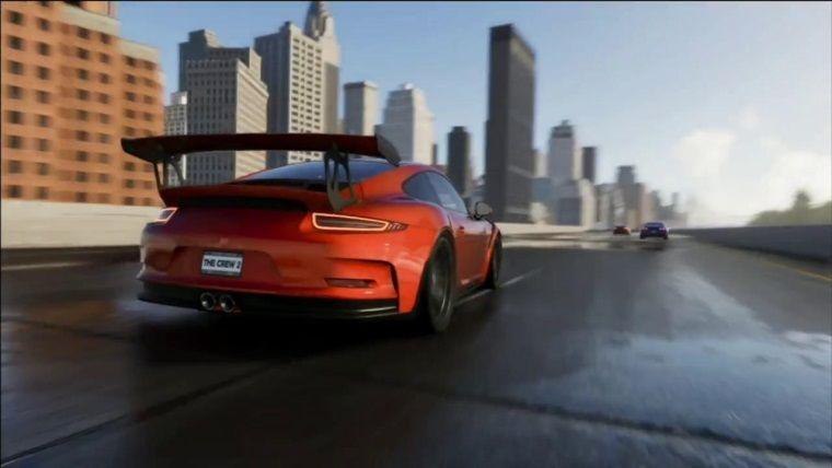 Ubisoft ekibi, The Crew 2'nin çıkacağı resmi tarihi açıkladı