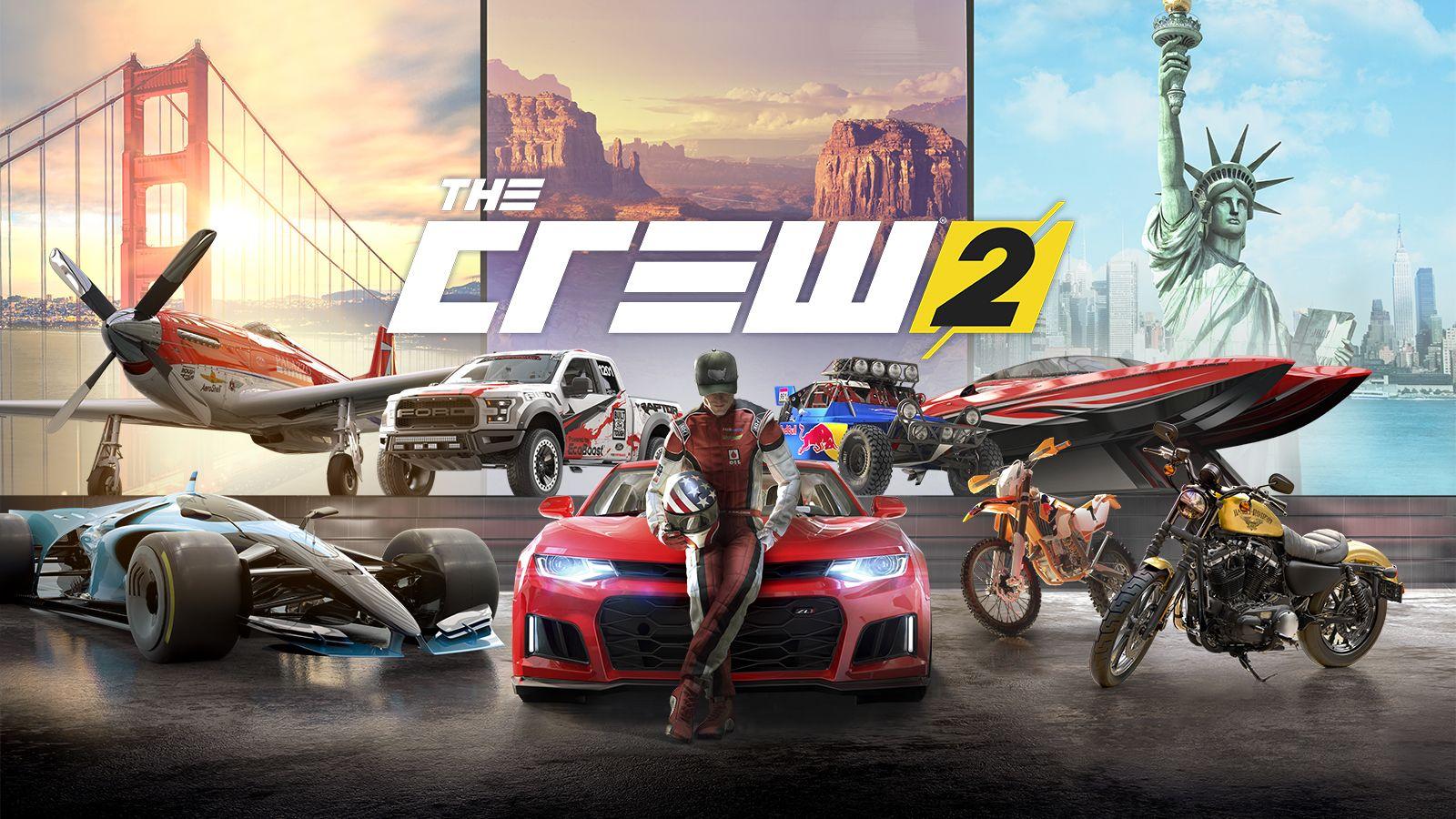 The Crew 2 Kapalı Beta