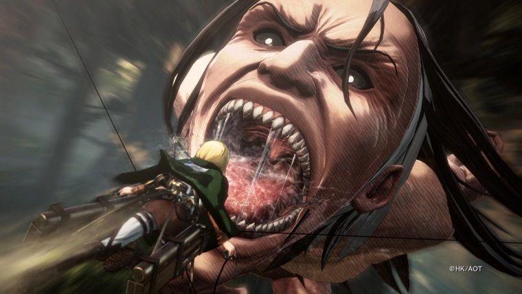 Attack on Titan 2 için aksiyon dolu bir video yayınlandı