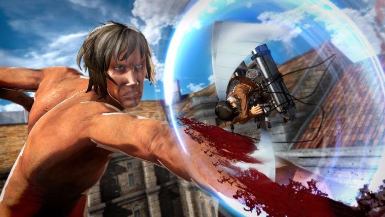 Attack on Titan 2 için çevrimiçi odaklı fragman yayınlandı