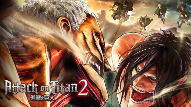 Attack on Titan 2'nin çoklu oyuncu modunda Titan olabileceksiniz