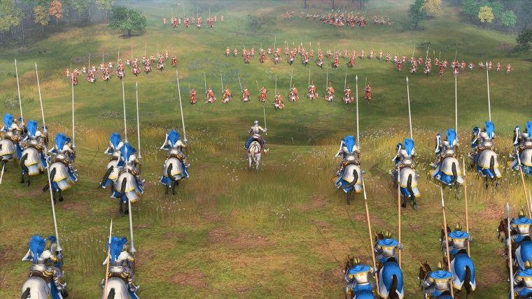 Age of Empires IV kapalı betası bu hafta başlıyor