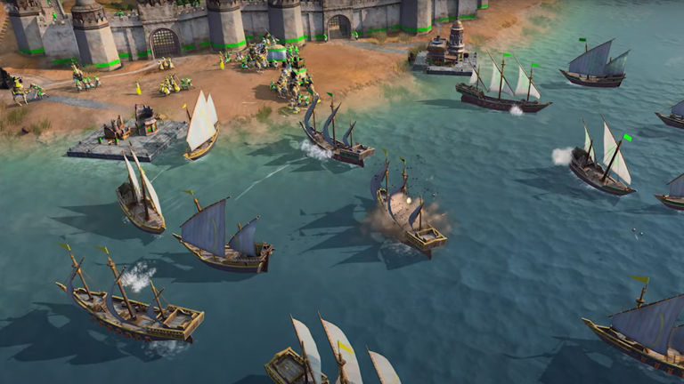 Age of Empires IV için yeni oynanış videosu geldi