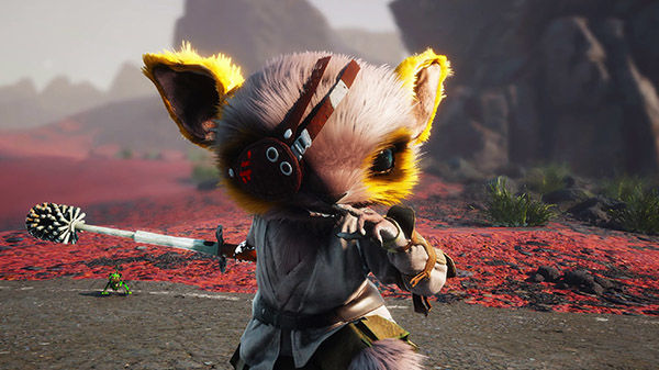 Biomutant appeared with a Star Wars themed video