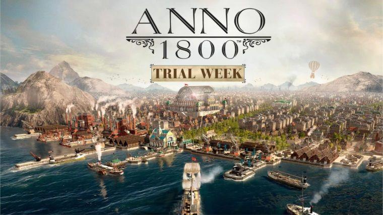 Anno 1800 bu hafta sonu oynaması ücretsiz olacak