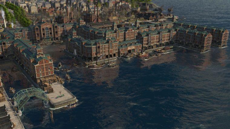 Anno 1800 yeni sezonunda liman ve turizm yönetimine odaklanıyor