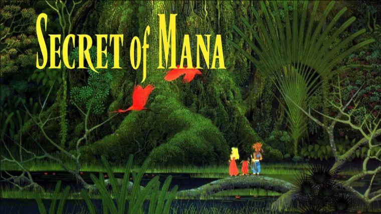 Secret of Mana geri dönüyor