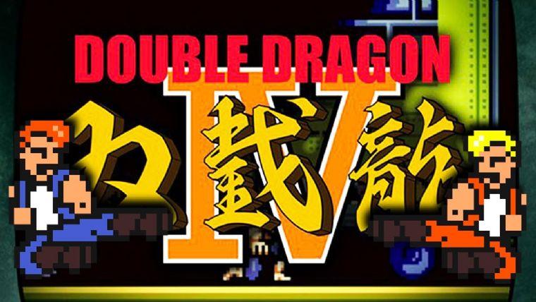 Double Dragon IV Switch'e geliyor