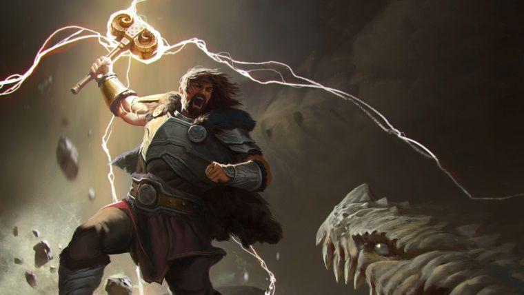 Rune: Ragnarok için oldukça kısa bir oynanış videosu yayınlandı