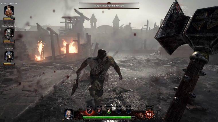 Warhammer: Vermintide 2'nin betası Steam'de bugün başlıyor