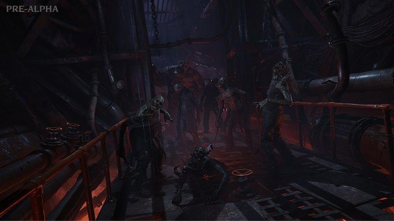 Warhammer 40,000: Darktide 2022 yılına ertelendi