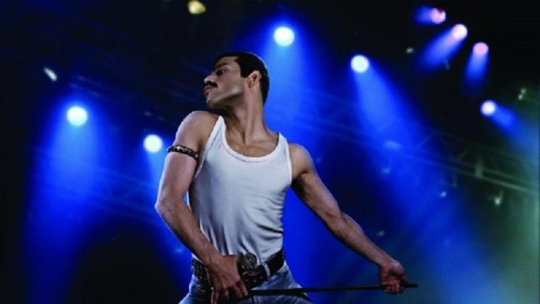 Freddie Mercury filminden şahane bir görsel geldi