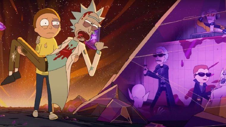 Rick and Morty 5.sezon fragmanı yayınlandı