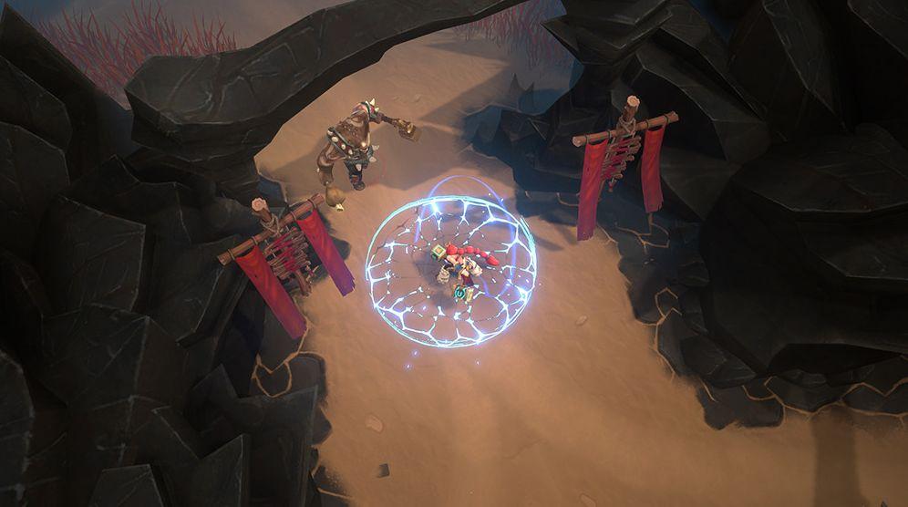 Battlerite Battle Royale modu için ilk ekran görüntüleri geldi