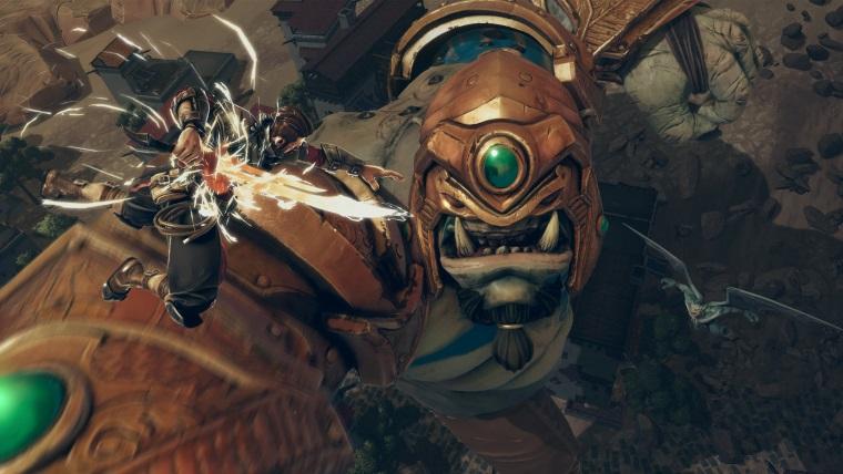 Attack on Titan'a benzeyen Extinction'ın fragmanı yayınlandı