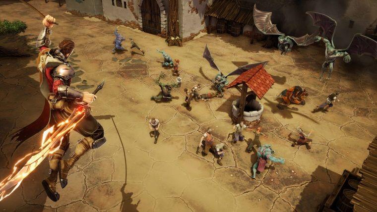 Extinction oyununun PC sistem gereksinimleri yayınlandı