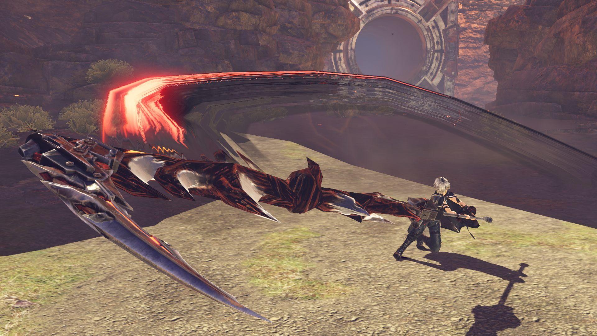 Serinin yeni oyunu God Eater 3 adına ekran görüntüleri yayınlandı