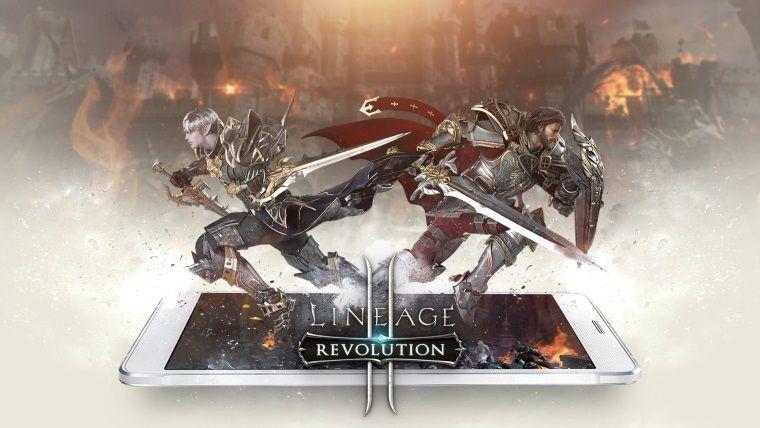 Lineage 2: Revolution, 2 ayda 5 milyon oyuncuya ulaştı