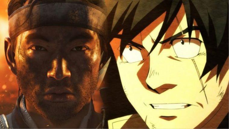 Ghost of Tsushima ile benzer hikayeye sahip anime bugün çıktı