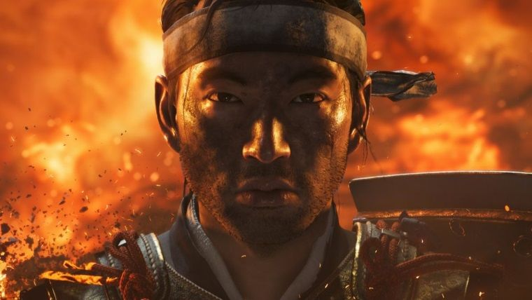 Ghost of Tsushima, en çok bitirilen açık dünya oyunlarından biri oldu