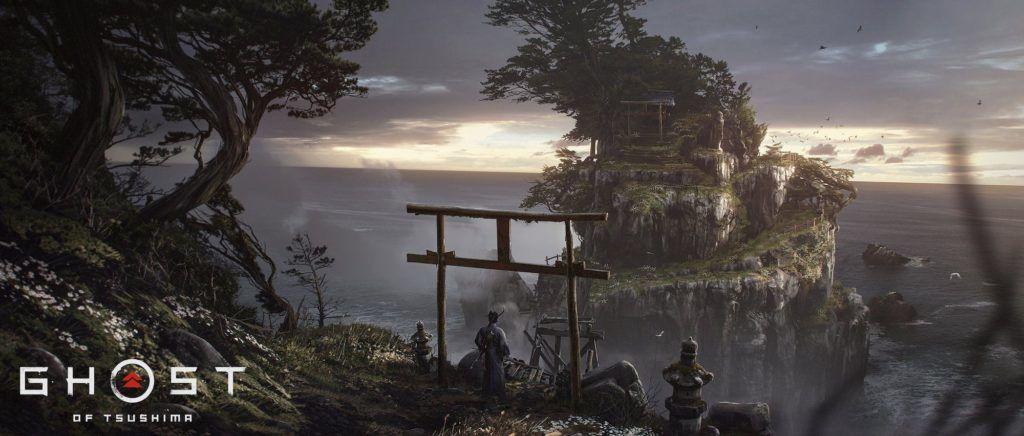 Ghost of Tsushima için yayınlanan yeni görseller muazzam