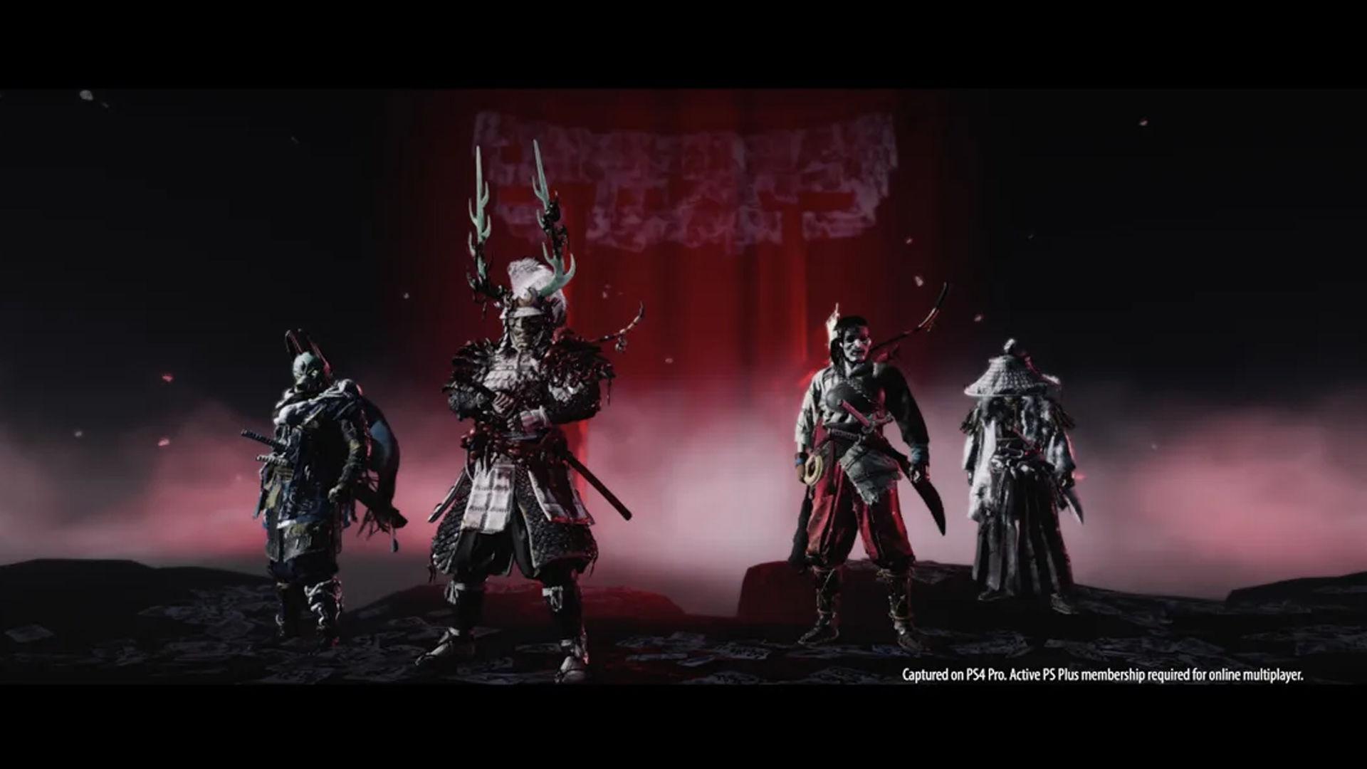 Ghost of Tsushima Legends co-op modu ve 'Yeni Oyun +' geliyor
